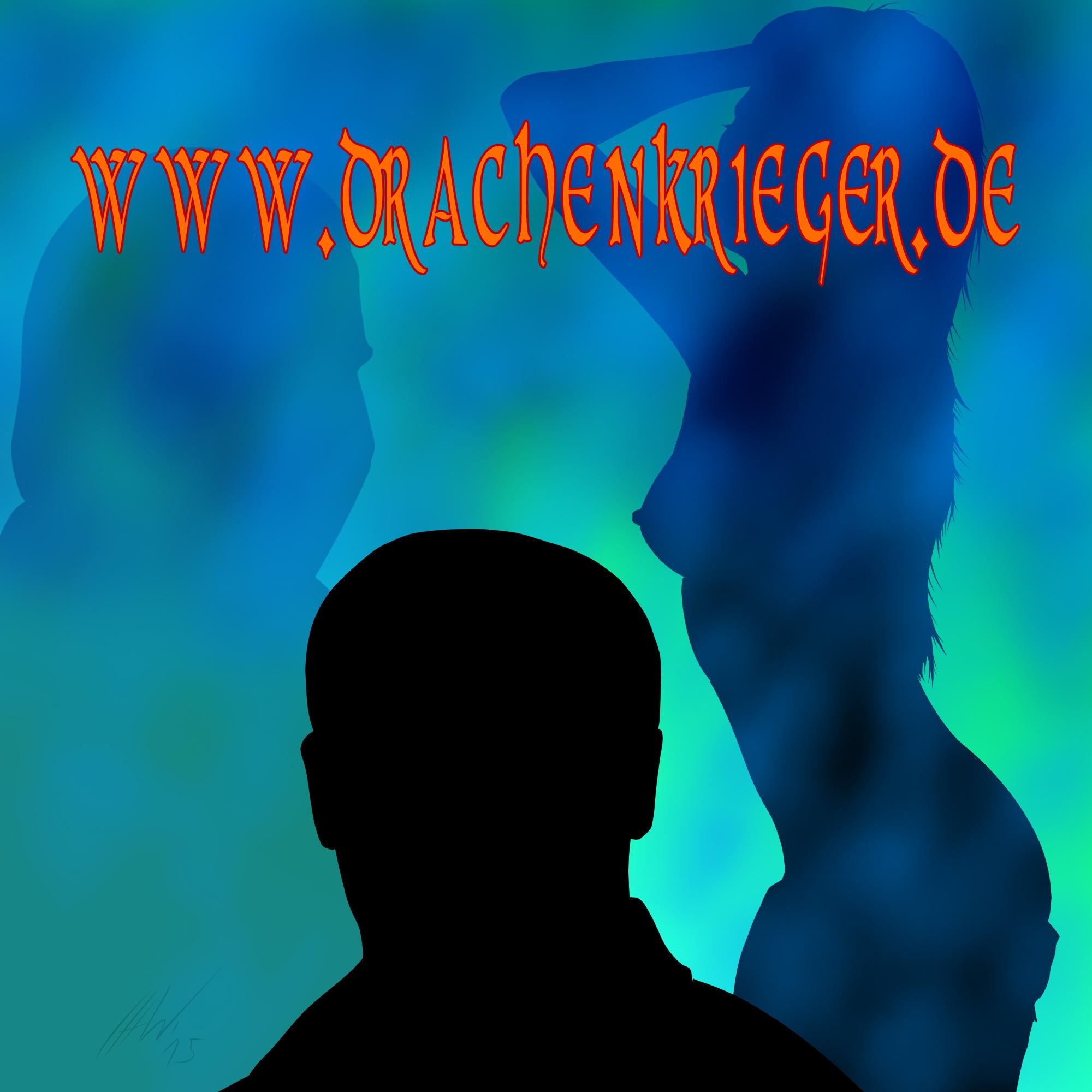 Ein Profilbild für befreundete Autoren.